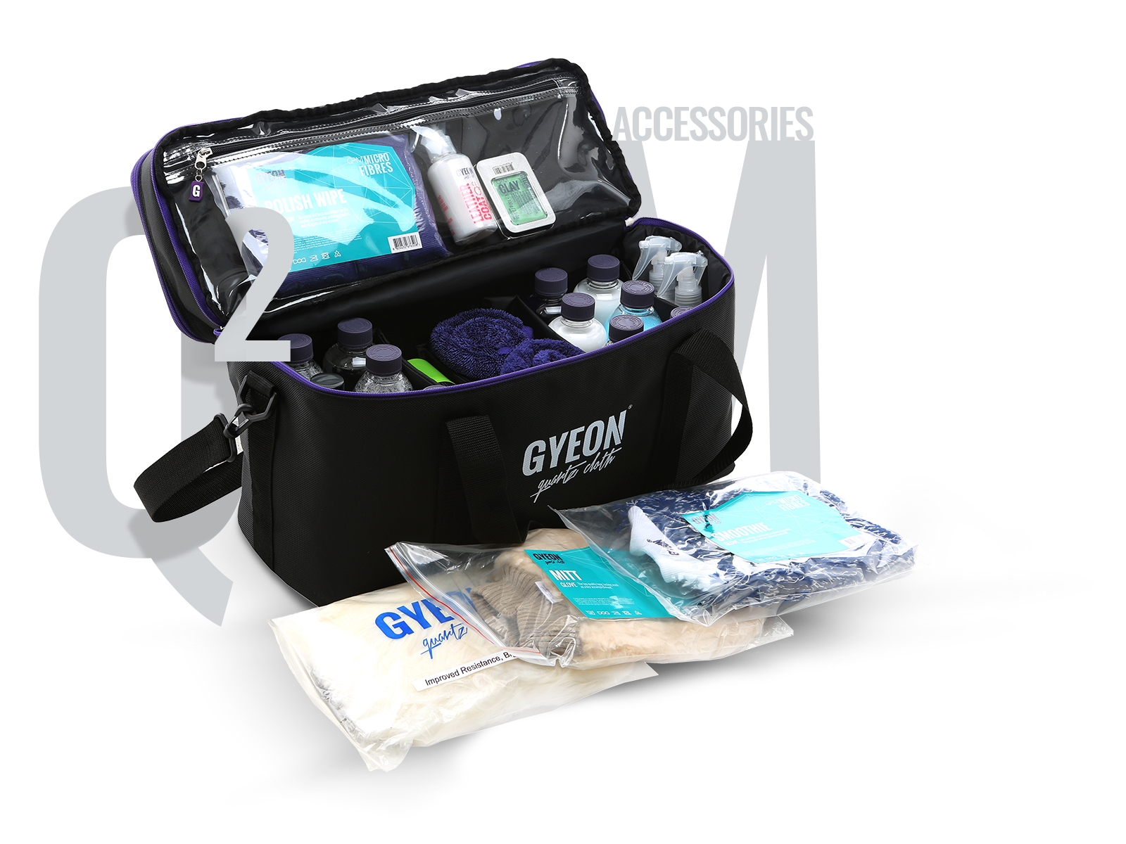 useful Gyeon bags